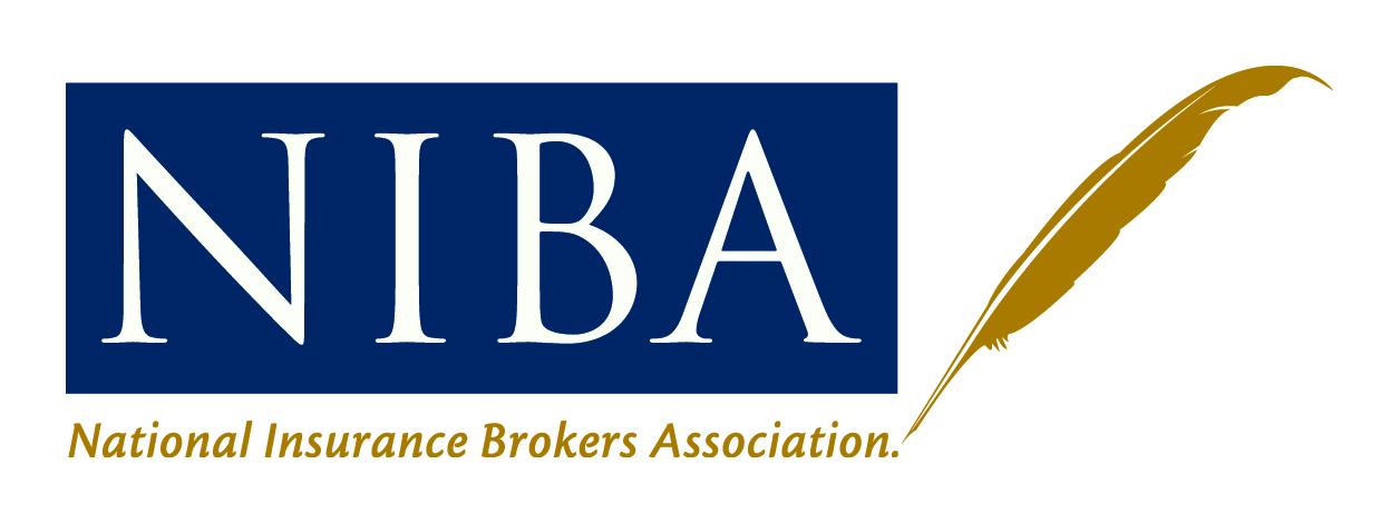 NIBA primary logo